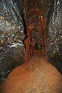 Fairy Cave in Buchan by Evita