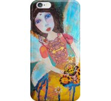 Tooth Fairy by Karen Veal iPhone Case/Skin