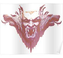 Dracula's Doorstep Poster