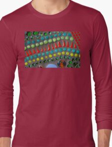 Mixed Vegetables Long Sleeve T-Shirt
