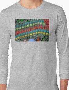 Mixed Vegetables Long Sleeve T-Shirt