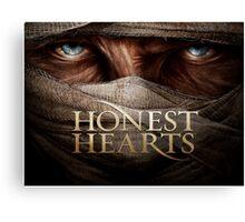 Fallout New Vegas: Honest Hearts  Canvas Print