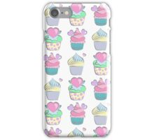 Sweet cupcakes iPhone Case/Skin