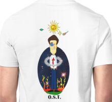 Winking Wanderer Unisex T-Shirt