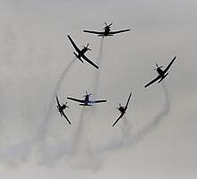 Aerobatics by Noel Elliot