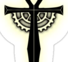 J. Seward Logo Shirt Sticker