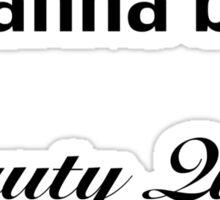 BeautyQueen Sticker