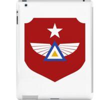 Emblem of Myanmar Air Force iPad Case/Skin
