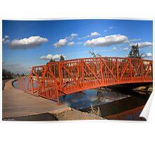 The Red Bridge Poster