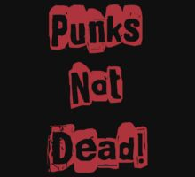 Punks Not Dead by elizabethrose05