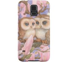 Love Owls Samsung Galaxy Case/Skin
