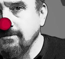 Louie Clown Sticker