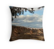Roxborough Park, Colorado, Red Rocks Throw Pillow