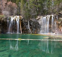 Hanging Lake by Jay Stockhaus