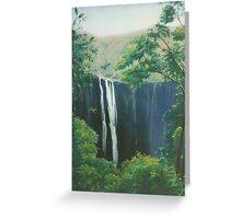 Ellenborough Falls, NSW Greeting Card