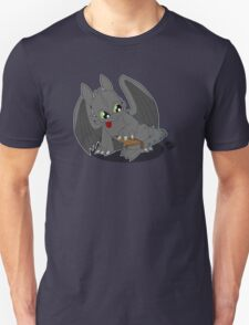 Toothless' new Tail T-Shirt