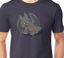 Toothless' new Tail Unisex T-Shirt