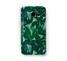 Green space map Samsung Galaxy Case/Skin