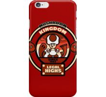 Legal Highs iPhone Case/Skin