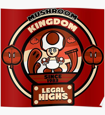 Legal Highs Poster