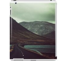 Chasing your desolate apathy iPad Case/Skin