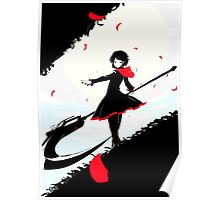 RWBY ruby rose Poster