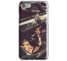 Hostage  iPhone Case/Skin