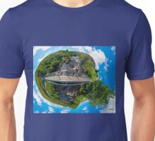 Footbridge over Glen River, Carrick, SW Donegal Unisex T-Shirt