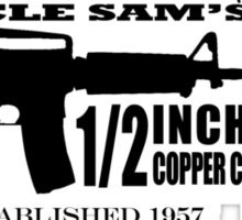 Uncle Sam's Candy Co. Sticker