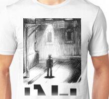 following me Unisex T-Shirt