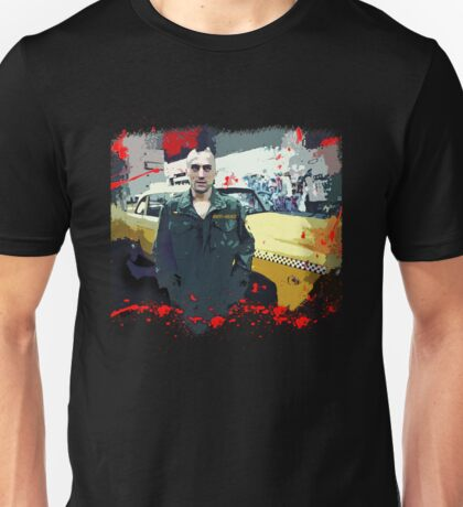 Travis Bickle 3 Unisex T-Shirt