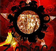 Zodiaco Collage by fashionforlove