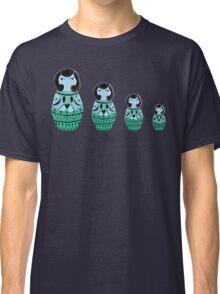 Russian Dolls Classic T-Shirt
