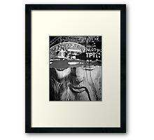 Poster Archaeology 27 Framed Print