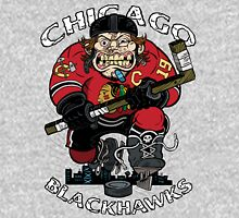 Chicago Blackhawk Skate or Die Unisex T-Shirt