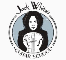 Jack White's Guitar School Kids Clothes
