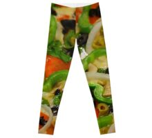 Supreme Pizza Leggings