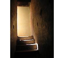 Marrakech Stairway Photographic Print