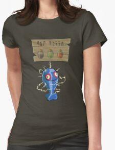 Chu Jelly Juice (Blue Chu) Womens Fitted T-Shirt