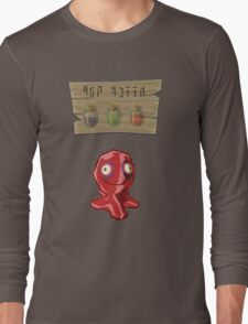 Chu Jelly Juice (Red Chu) Long Sleeve T-Shirt