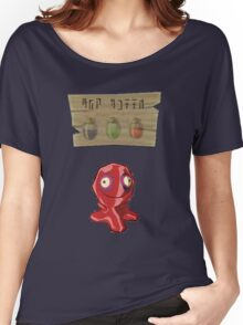 Chu Jelly Juice (Red Chu) Women's Relaxed Fit T-Shirt