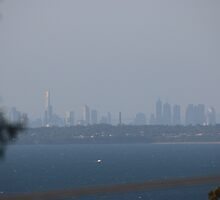 To Melbourne from Frankston by John Billing