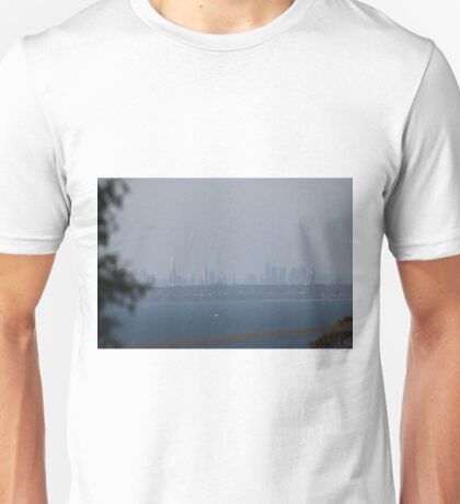 To Melbourne from Frankston Unisex T-Shirt