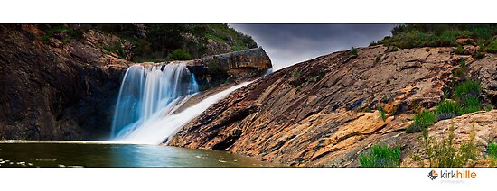 Serpentine Falls by Kirk  Hille