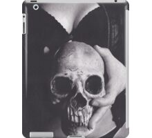 Flesh and Bone iPad Case/Skin
