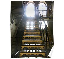 Stairway2: Old Melbourne Gaol Poster