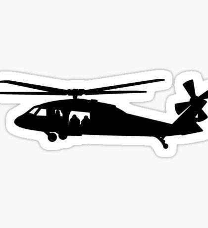 Blackhawk Sticker