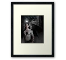 You are my king and I´m Your Heart Framed Print