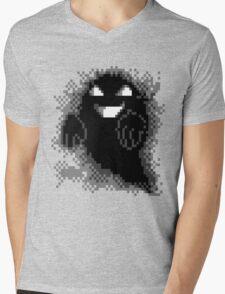 Lavender Town - Ghost Mens V-Neck T-Shirt