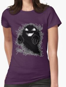 Lavender Town - Ghost Womens Fitted T-Shirt
